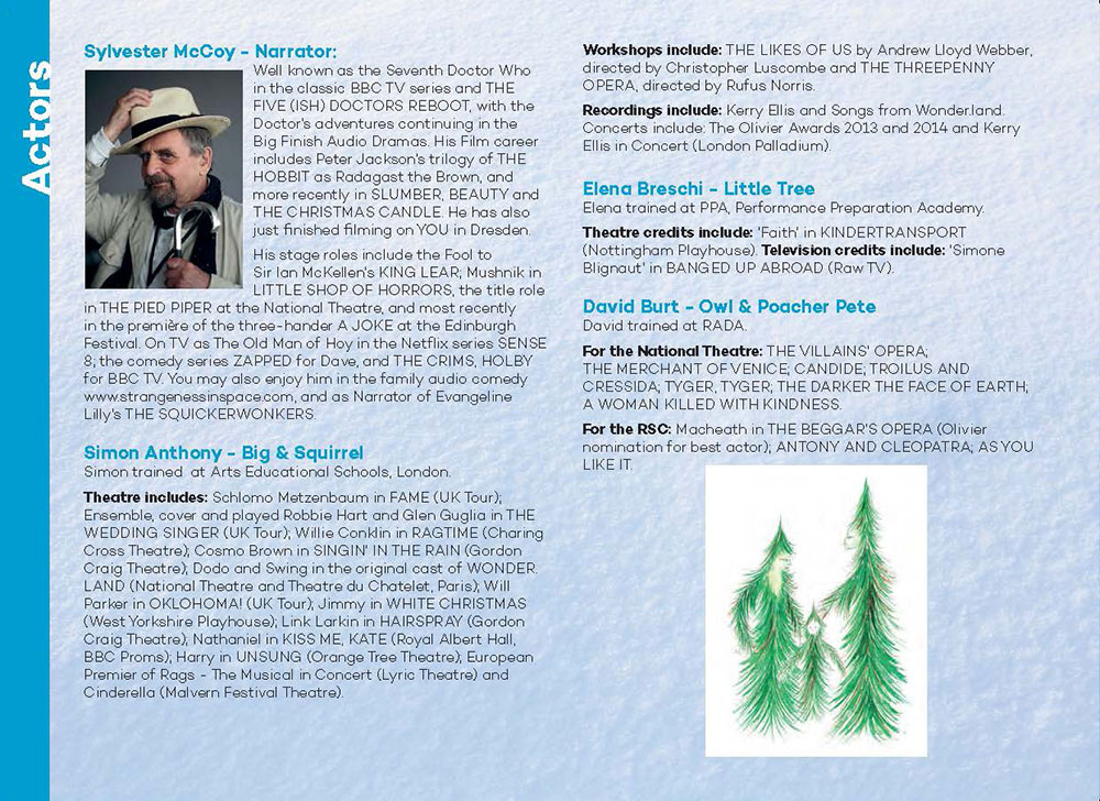 Little Fir Tree Programme - Page 6