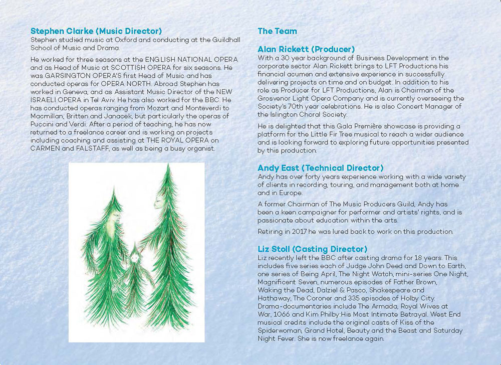 Little Fir Tree Programme - Page 9