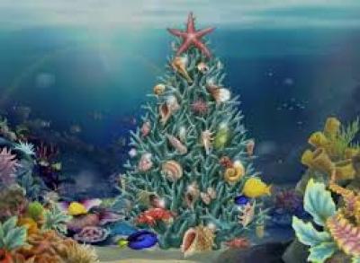 Under-water Christmas Song