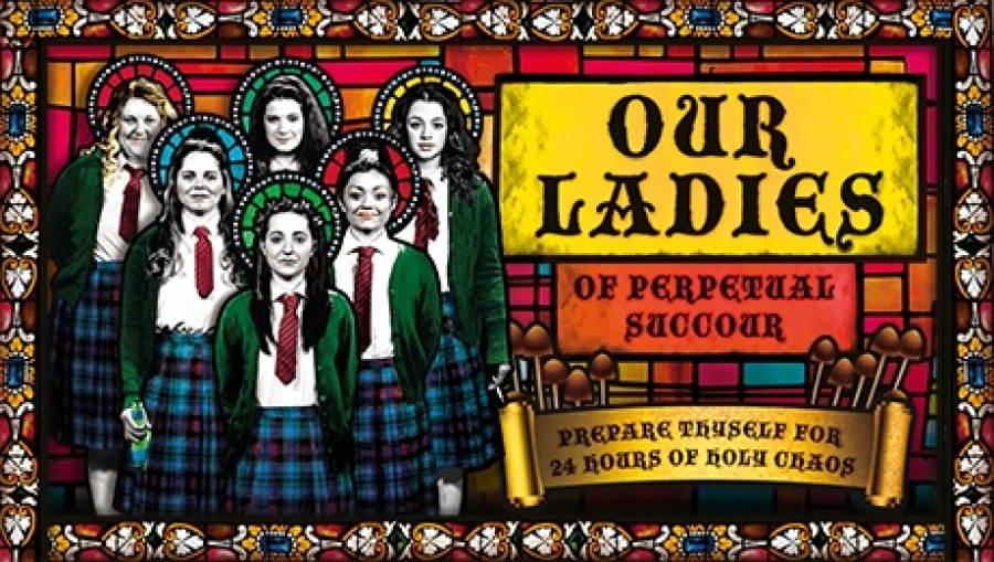 Our Ladies of Perpetual Succour .....were we really like that?